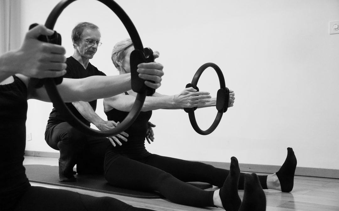 Workshop 5: Pilates and the Magic Circle