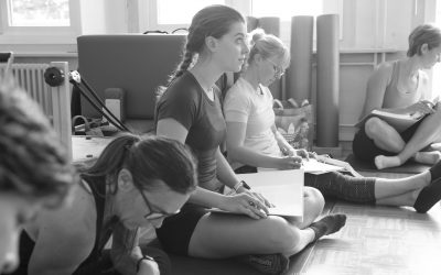 Atelier 1: Pilates et le Foam Roller